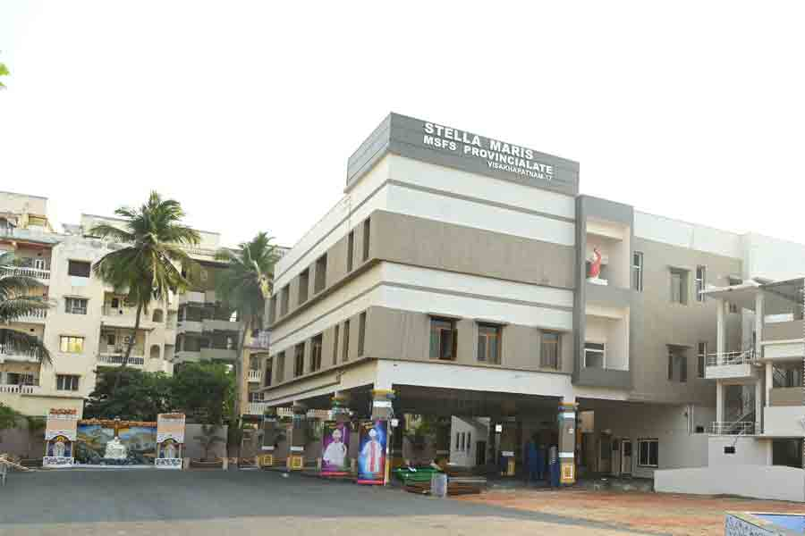 msfs visakhapatnam provincial house